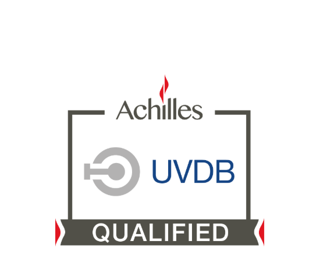UVDB Achilles qualified member