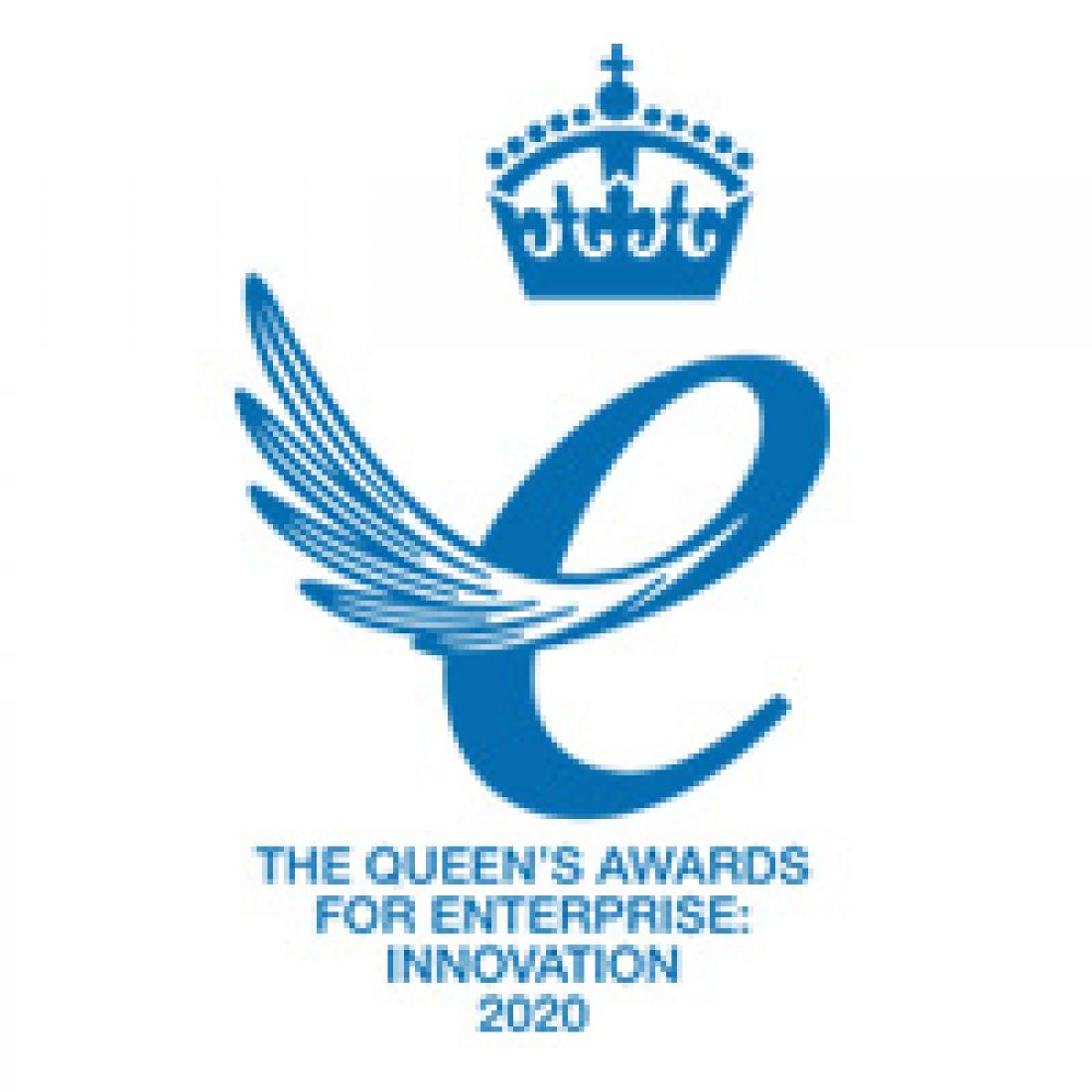 Queen's Award for Innovation 2020