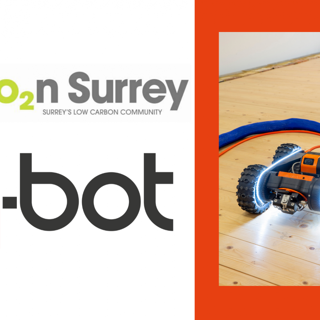 Action Surrey and Q-Bot